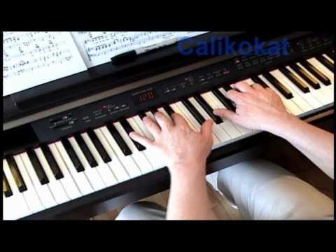 Earth Angel - Back to the Future - Piano
