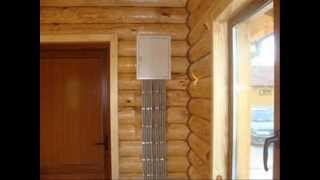 Электропроводка в деревянном доме(Пример монтажа электропроводки в деревянном доме., 2011-10-25T13:15:37.000Z)
