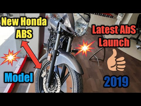 Honda Cb Unicorn 150 Abs Launched