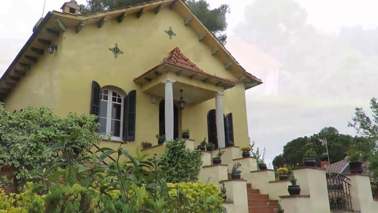 Casa en venta en sant cugat del vall s zona la floresta - Casas en valles occidental ...