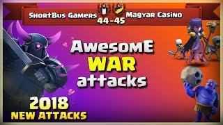 ShortBus Gamers Vs Magyar Casino | Post UPDATE War Recap #51 | COC 2018 |