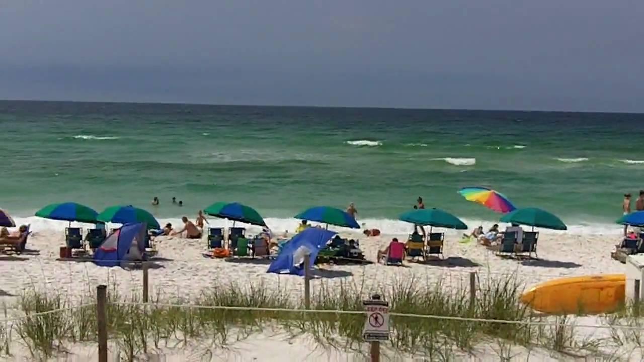 Holiday Isle Properties Shore Shots Destin Florida May 6th 2010 1030 Am