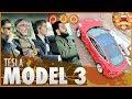 🚗 4 AVIS・UNE TESLA MODEL 3