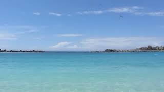 Traumstrand Gran Canaria, Playa des Amadores, Puerto Rico beach, Canary Islands, Kanaren (HD)