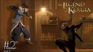 The Legend of Korra Chapter 2: Black Alley - Gameplay 1080p (PC)