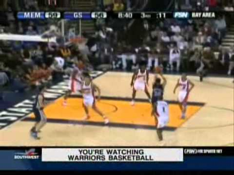Mike Miller (Career High) (45pts) vs. Warriors (2007)