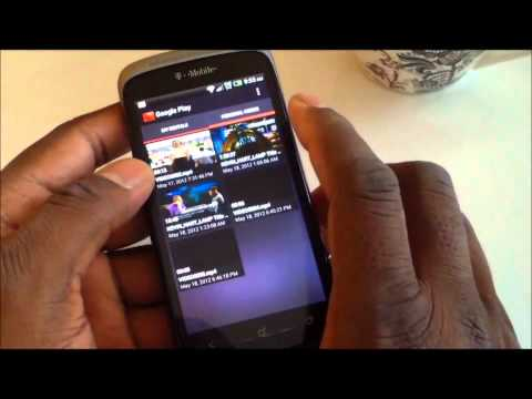 T-Mobile HTC One S Review, Part 1  ! ! !
