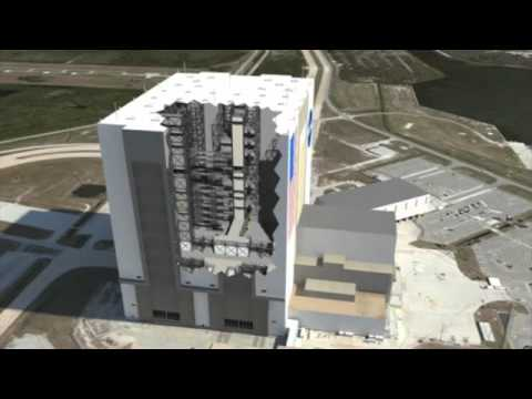 Vehicle Assembly Building at Kennedy Space Center to ...