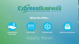 ExpressBusinessLoans.com Small Business Loan Solutions