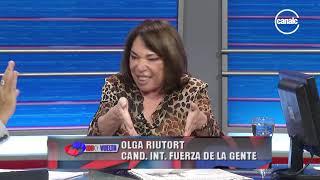 Olga Riutort - Canal C Córdoba