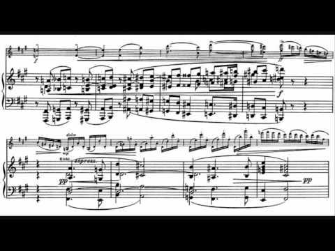 Max Reger - Violin Concerto in A major, Op. 101 Mp3