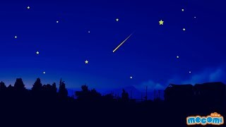 What are Shooting Stars? (With Narration) - Geography for Kids | Educational Videos by Mocomi