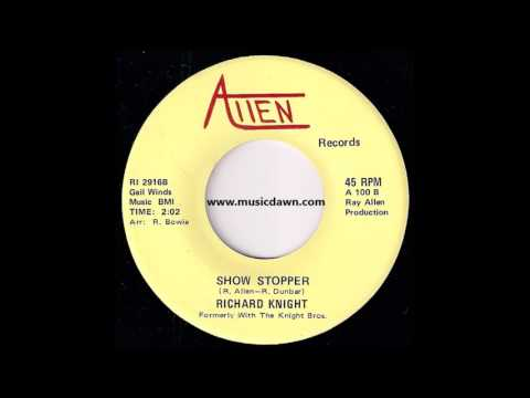 Richard Knight - Show Stopper [Allen] Northern Soul Funk 45