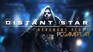 Distant Star: Revenant Fleet Gameplay (PC HD)