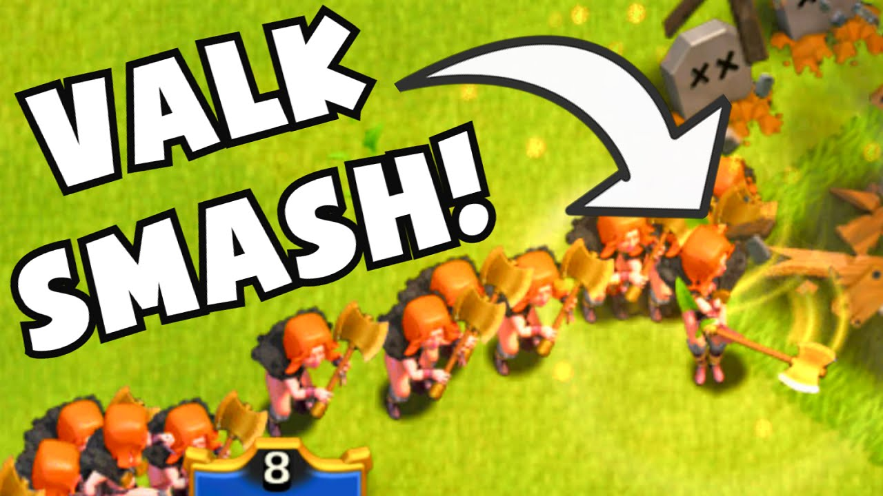 What is the strongest troop in clash of clans