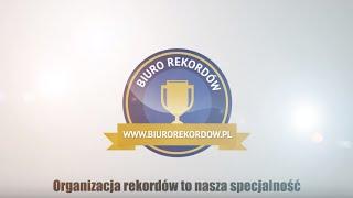Biuro Rekordów - Rekordy Guinessa i Rekordy Polski