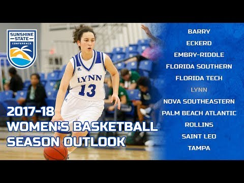 Lynn University | 2017-18 Women's Basketball Season Outlook