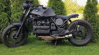 BMW K1100 Cafe Racer   👌