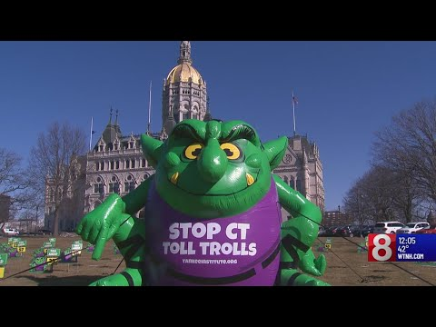 Damon & Cory - CT Toll Trolls have taken over the Capital!
