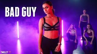 Billie Eilish - Bad Guy - Dance Choreography by Erica Klein