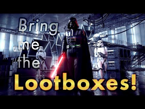 Why do people hate loot boxes in Star Wars Battlefront II?