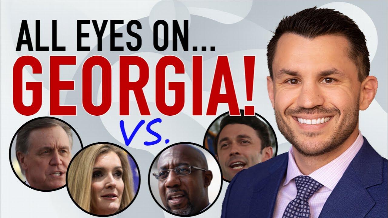 Georgia Special Election 2021 Livestream: Loeffler v. Warnock & Perdue v. Ossoff Results & A
