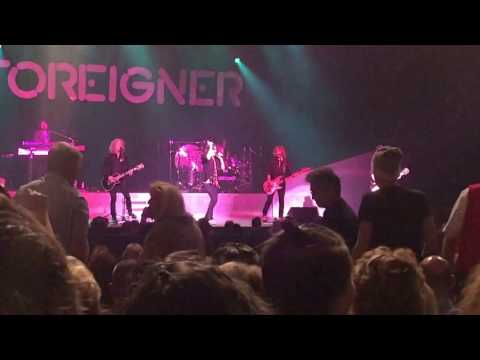 Foreigner - Head Games. Fayetteville, NC. 2-25-2017. Crown Theatre.