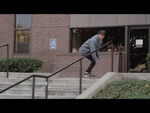 A Day in the Streets Skating with Nyjah Huston