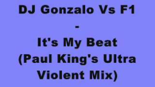 DJ Gonzalo Vs F1 - It