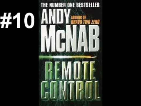 Andy McNab - 10 Best Books