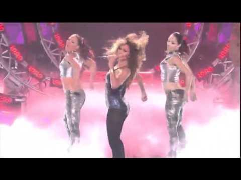 Jennifer Lopez - Dance Again (American Idol Live)