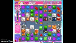 Candy Crush Level 665 help w/audio tips, hints, tricks