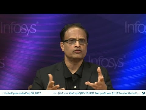 Infosys Q2 FY18 Results - Management Commentary