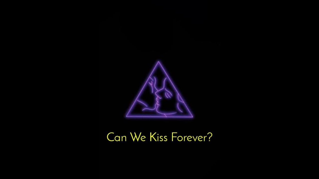 kina feat. Adriana Proenza ~Can We Kiss Forever(lyric edit)