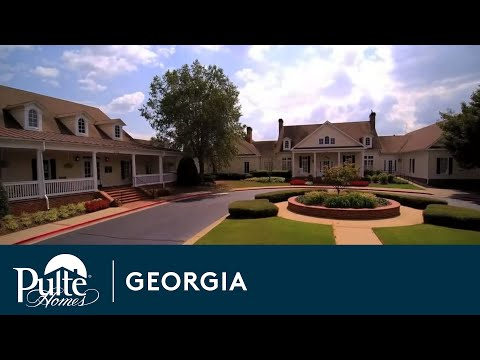 Woodmont New Home Communities | Canton, Georgia Homes | Pulte