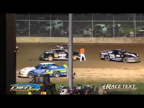 Plymouth Dirt Track - June 28, 2014 - Grand National Feature