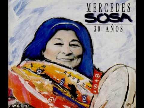 """Mercedes Sosa - """"Todo Cambia"""" - YouTube"""
