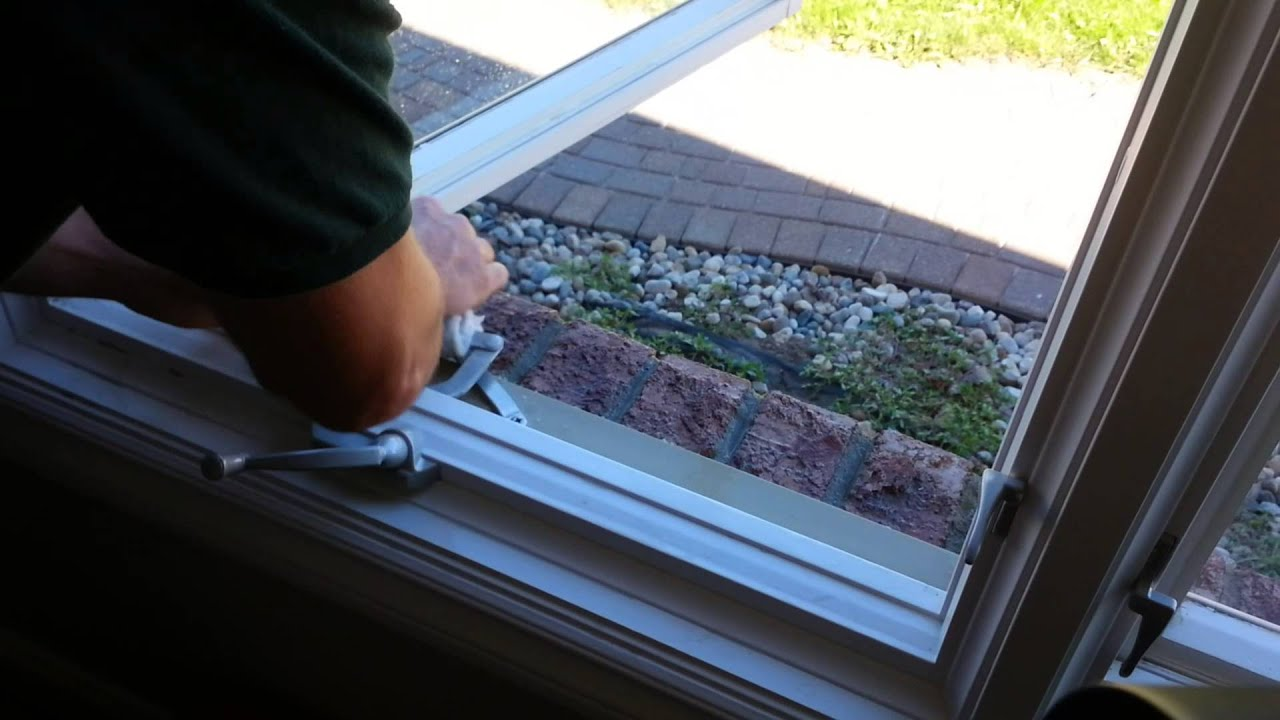 Than to wash windows
