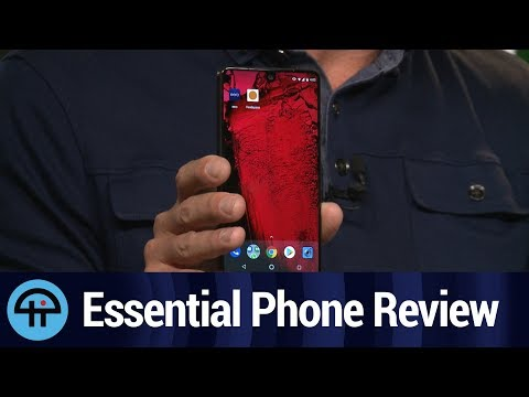 Essential Phone PH-1 Review