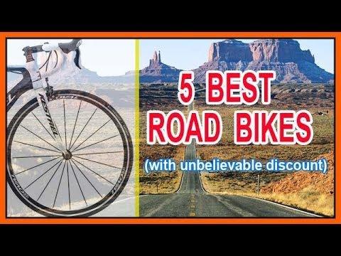 [TOP] 5 BEST ROAD BIKES FOR SALE   Reviews & huge discounts