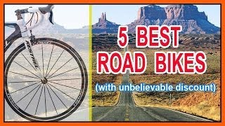 [TOP] 5 BEST ROAD BIKES FOR SALE | Reviews & huge discounts