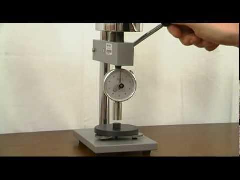 Kamui Tips Hardness Testing / Härteprüfung