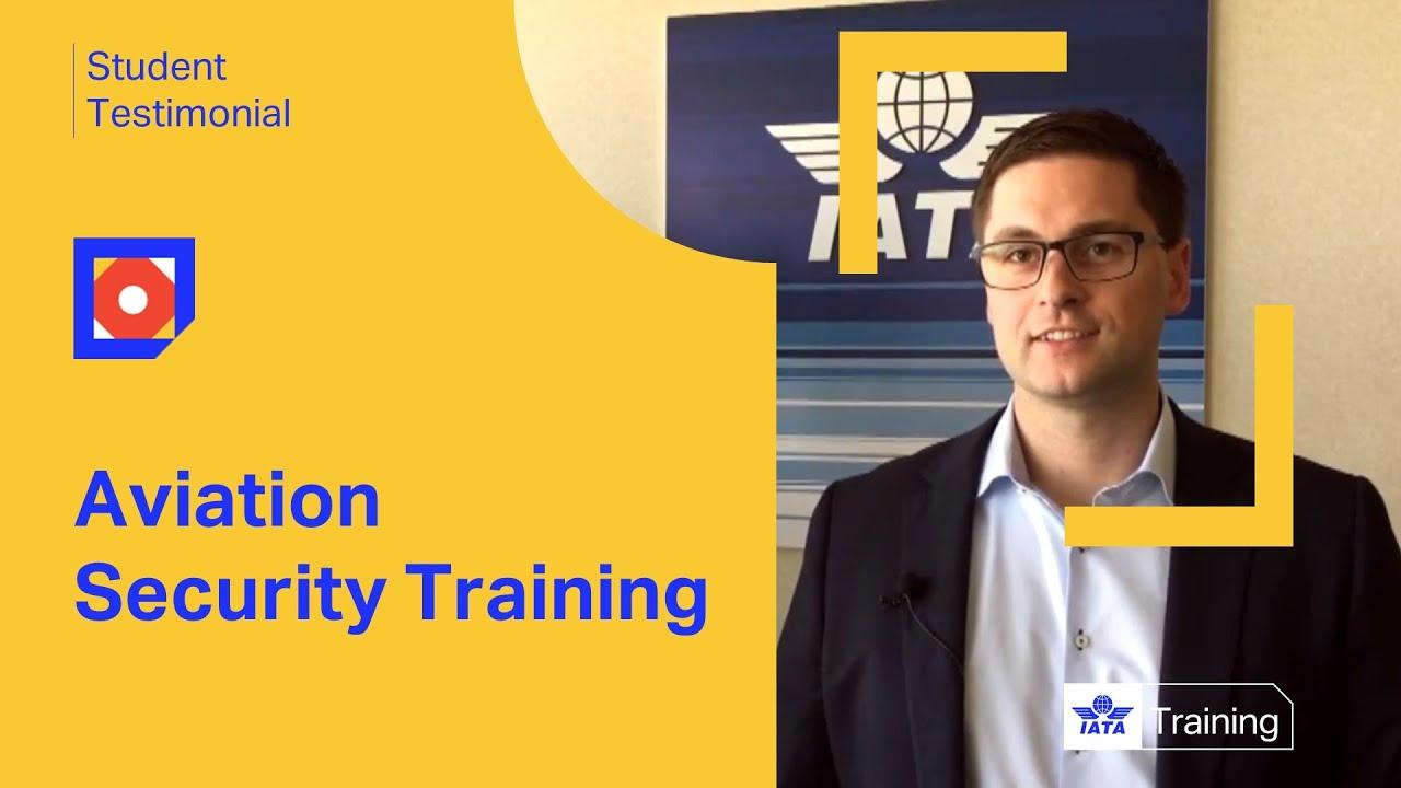 Aviation Security Training Courses | IATA Training