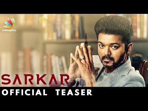 HOT : Sarkar Official Teaser Release Details   Vijay's Thalapathy 62   A.R.Murugadoss