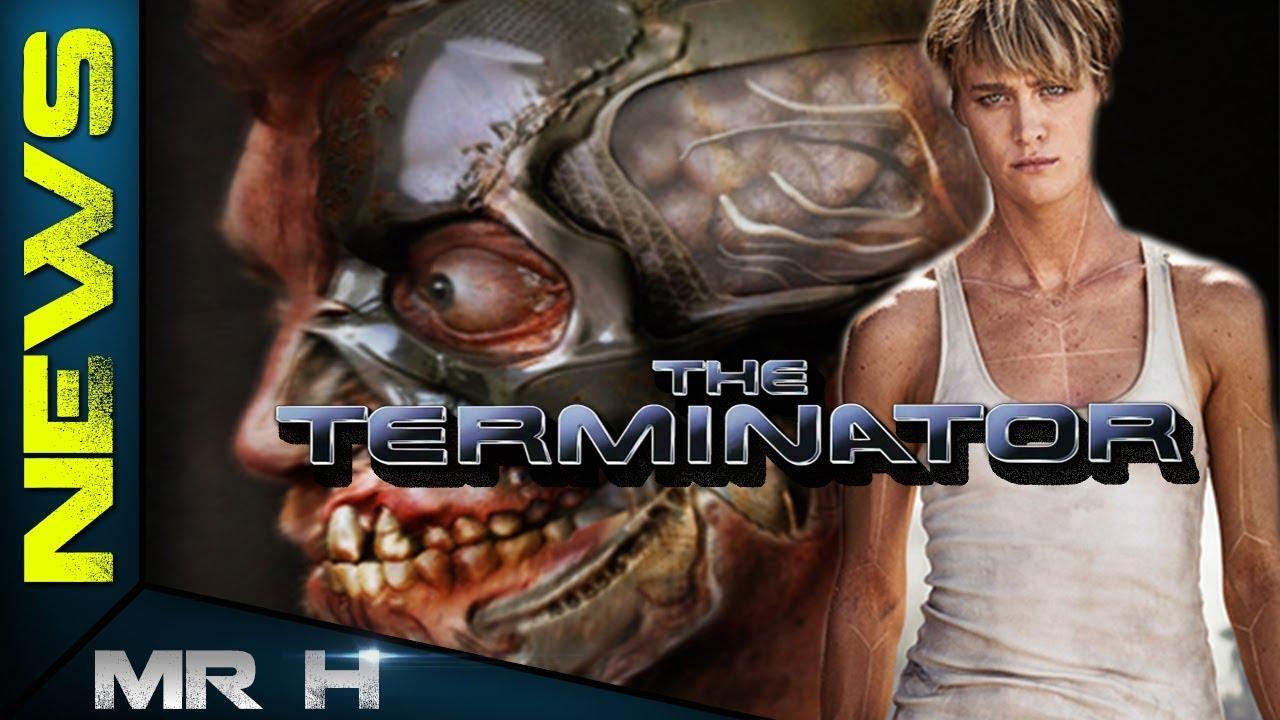 TERMINATOR 6 May Feature Terminator Human Hybrid (Terminator 6 News)