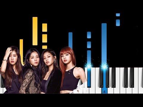 BLACKPINK - 뚜두뚜두 (DDU-DU DDU-DU) - Piano Tutorial / Piano Cover
