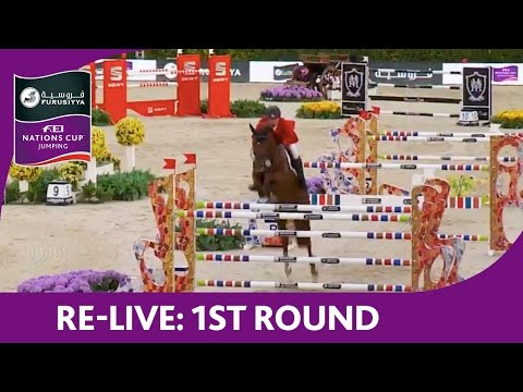 Re-Live | Barcelona - Furusiyya FEI Nations Cup™ Final Jumping 2016 - First Round