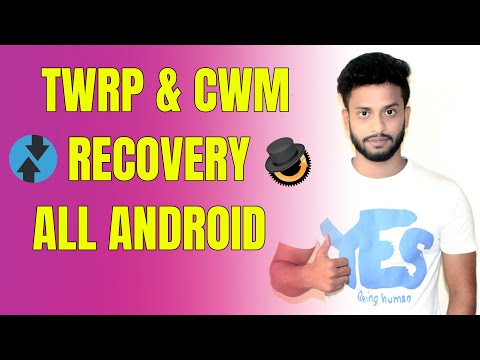 TWRP & CWM  Custom Recovery for all Android Mobile 2017