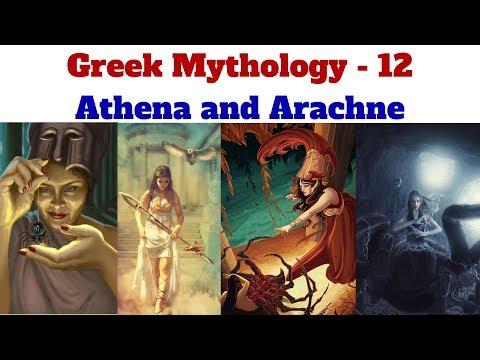 Greek Mythology - கதைகள்| Athena and Arachne Story | Part : 12 |Series| Greek God - Explained Tamil.