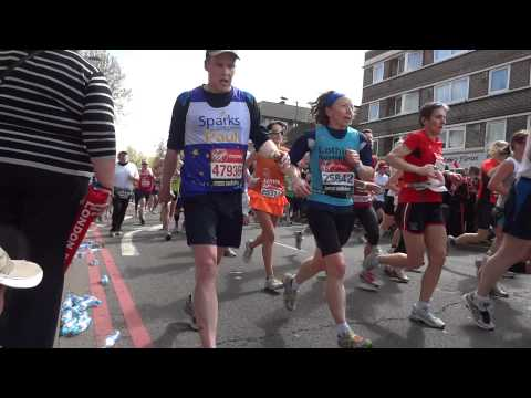 London Marathon 2012 - Bermondsey